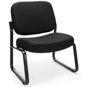 OFM Big and Tall Fabric Guest/Reception Chair (409)