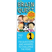 Workman Publishing – Livre Brain Quest