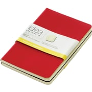 """Idea Collective® Mini Softcover Journal, 2-Pack, 5-1/2"""" x 3-1/2"""""""