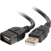 C2G USB 2.0 A Male to A Female Extension Cable