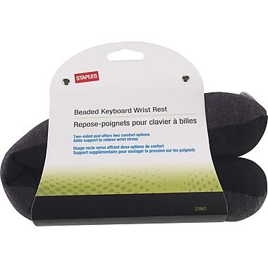 Staples® Beaded Keyboard Wrist Rest