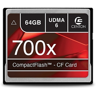 Centon 700X CompactFlash Memory Card