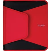 "Five Star® 1-1/2"" Tech Zipper Binder"