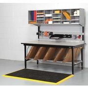 Calstone Packing Station, Black/Silver