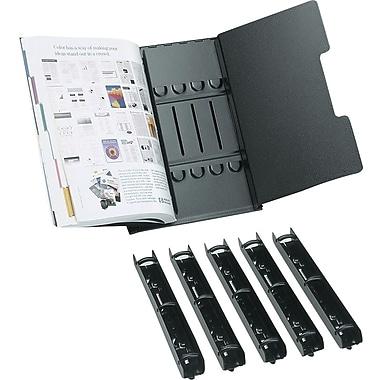 Tarifold – Trousse de démarrage pour porte-catalogues 50410, capacité de 1 po, gris