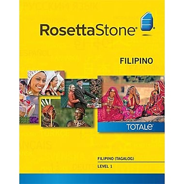Rosetta Stone Filipino Tagalog for Mac (1-2 Users) [Download]
