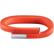 Jawbone UP24 Orange Fitness Tracker, Assorted Sizes