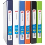 "1"" Staples® Standard View Binder with Slant-D™ Rings"