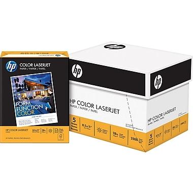 HP® FSC-Certified Colour Laser Paper, 28 lb., 8-1/2