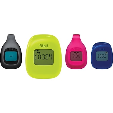 Fitbit Zip Wireless Activity Tracker, Assorted Colors