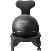 Gaiam® – Chaises à ballon d'exercice avec DVD