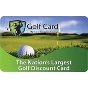 Golf Card Gift Cards