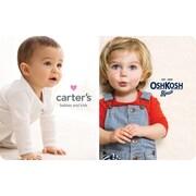 Osh Kosh/Carters Gift Cards