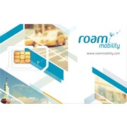 Roam Mobility - Carte SIM 3-en-1 4G LTE
