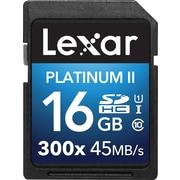 Lexar™ – Cartes Platinum II 300x SDHC™ UHS-I, classe 10