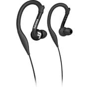 Philips SHQ3200BLK ActionFit Earhook Headphones