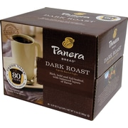 Panera Coffee K-cup, 80 Count