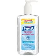 Purell Advanced Hand Sanitizer, 8+2 oz.