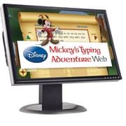 Individual Software Disney Mickey's Typing Adventure Web