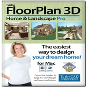 TurboFloorPlan Home & Landscape 2015 for Mac