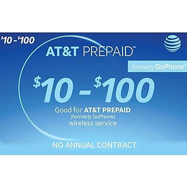 AT&T Prepaid Airtime Cards