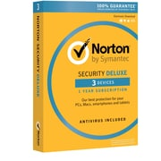 Norton Security Deluxe - 3 Device for Windows/Mac/Andriod/iOS
