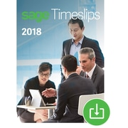 Sage Timeslips 2018 Sage Timeslips 2018 Time and Billing