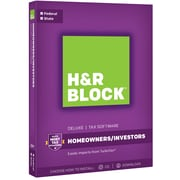 H&R Block 17 Deluxe + State (1 User)