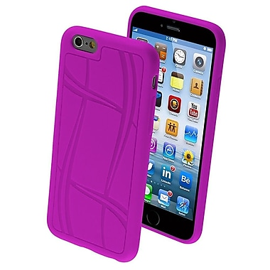 Insten Basketball Texture TPU Gel Rubber Candy Skin Case For iPhone 6S 6 4.7