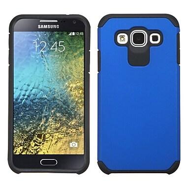 Insten Hard Dual Layer Rubberized Silicone Cover Case For Samsung Galaxy E5